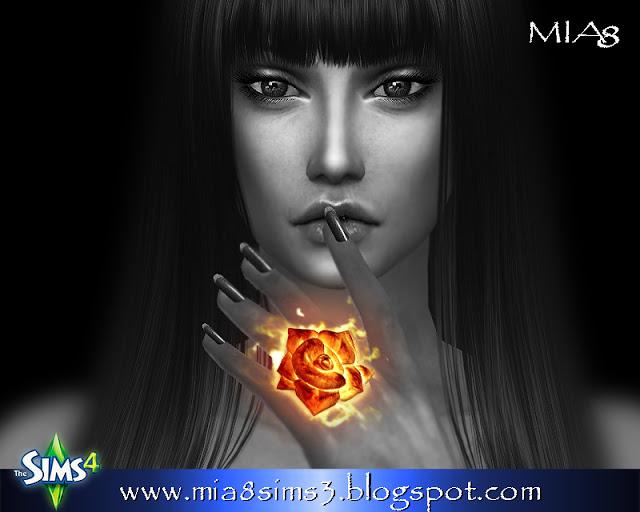 8 female poses#3 at MIA8 image 2052 Sims 4 Updates