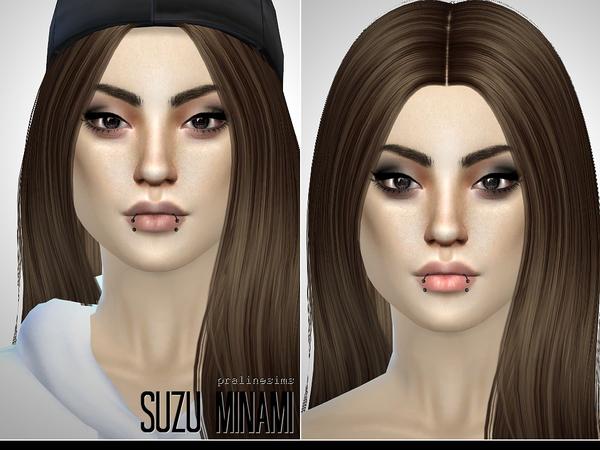 Suzu Minami by Pralinesims at TSR image 2117 Sims 4 Updates