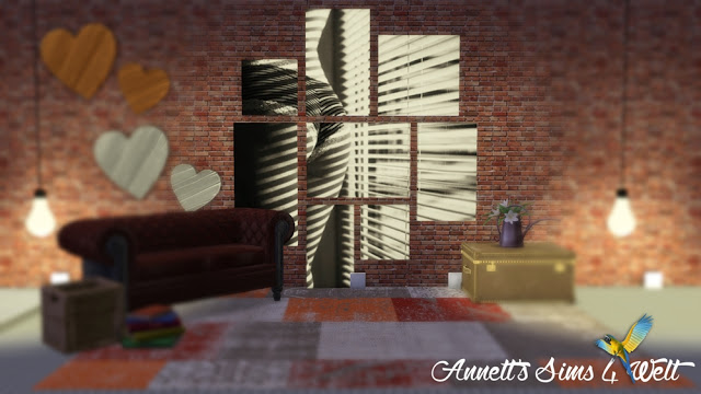 Puzzle Pictures at Annett's Sims 4 Welt image 2128 Sims 4 Updates