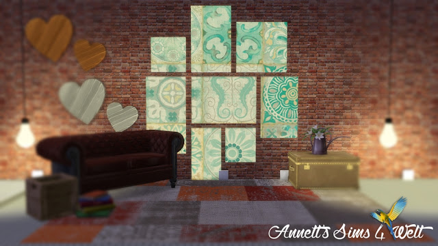 Puzzle Pictures at Annett's Sims 4 Welt image 2135 Sims 4 Updates