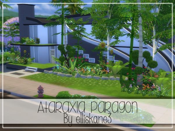 Ataraxia Paragon by elliskane3 at TSR image 2317 Sims 4 Updates