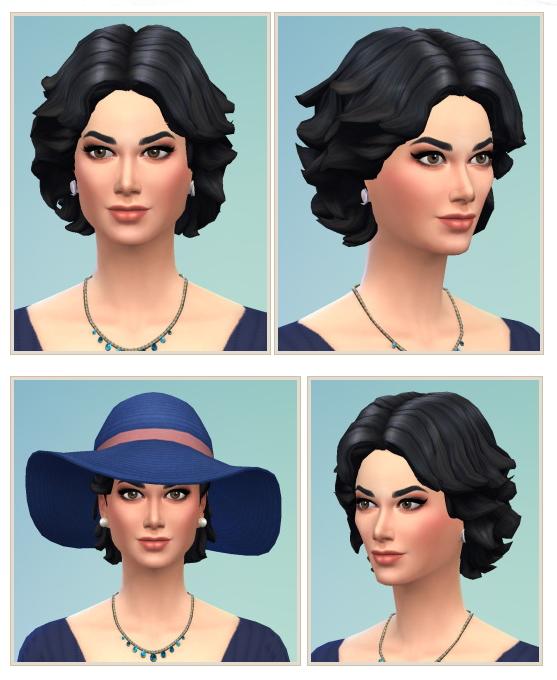 Sims 4 Jinny Hair at Birksches Sims Blog