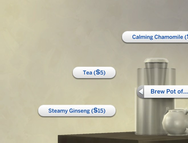 Plain Tea by plasticbox at Mod The Sims image 3017 Sims 4 Updates