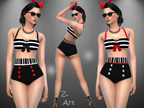 Pin Up Ii Set By Zuckerschnute20 At Tsr 187 Sims 4 Updates