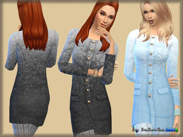 Sims 4 Set Coats and Tights by bukovka at TSR