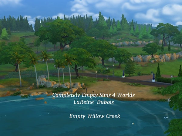Sims 4 worlds downloads sims 4 updates completely empty sims 4 world by lareinedubois at tsr gumiabroncs Gallery