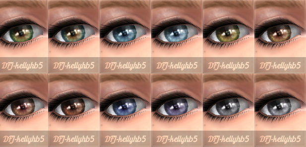 Dewdrop Eye Contacts by kellyhb5 at Mod The Sims image 4121 Sims 4 Updates