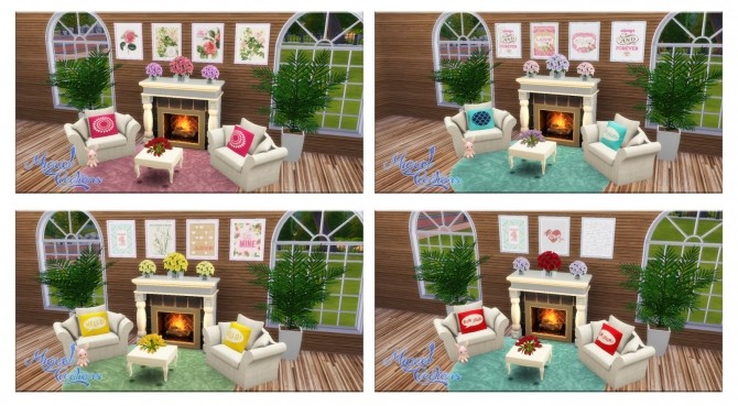 Forever Love Collection at Victor Miguel image 4313 670x369 Sims 4 Updates