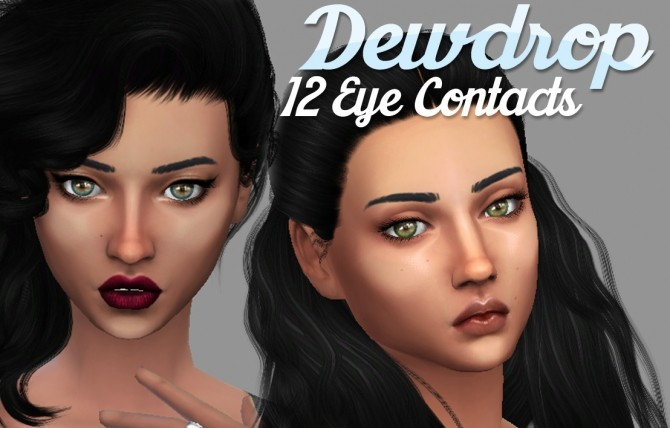 Dewdrop Eye Contacts by kellyhb5 at Mod The Sims image 4317 670x428 Sims 4 Updates