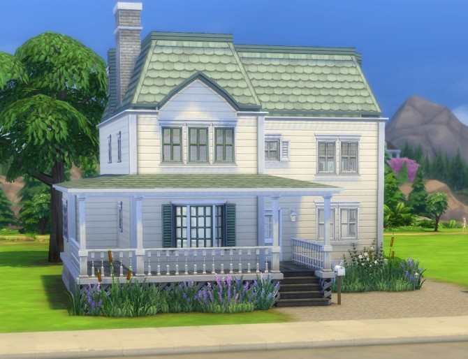 Henricks house by plasticbox at Mod The Sims image 4721 670x514 Sims 4 Updates