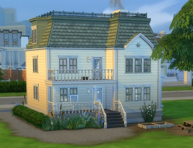 Henricks house by plasticbox at Mod The Sims image 4919 670x514 Sims 4 Updates