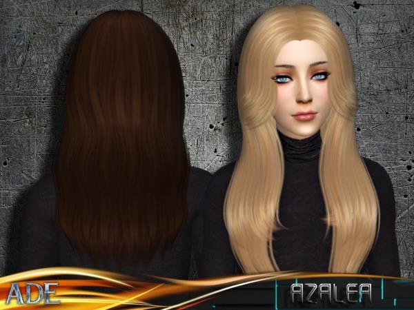 Sims 4 Ade Azalea by Ade Darma at TSR