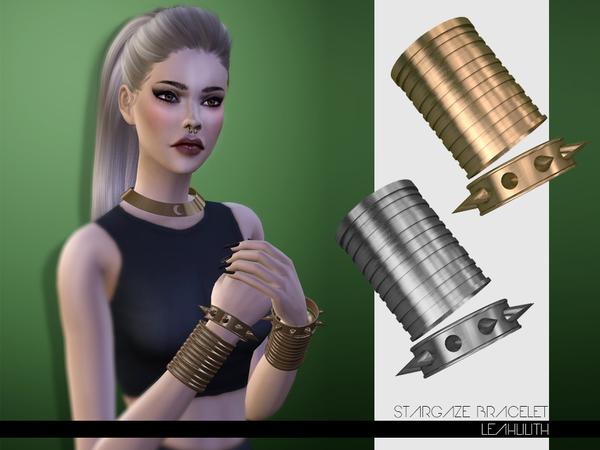 Sims 4 Stargaze Bracelet by LeahLilith at TSR