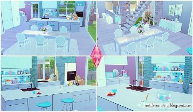 Moderninha house at Nat Dream Sims image 5415 670x388 Sims 4 Updates