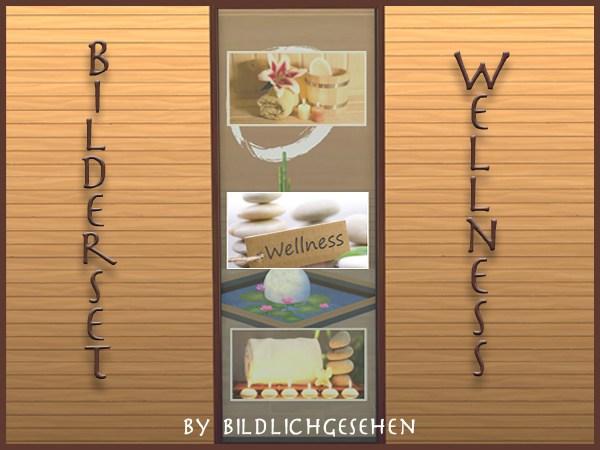 Wellness posters by Bildlichgesehen at Akisima image 5418 Sims 4 Updates