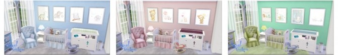 Baby Pictures Collection at Victor Miguel image 549 670x109 Sims 4 Updates