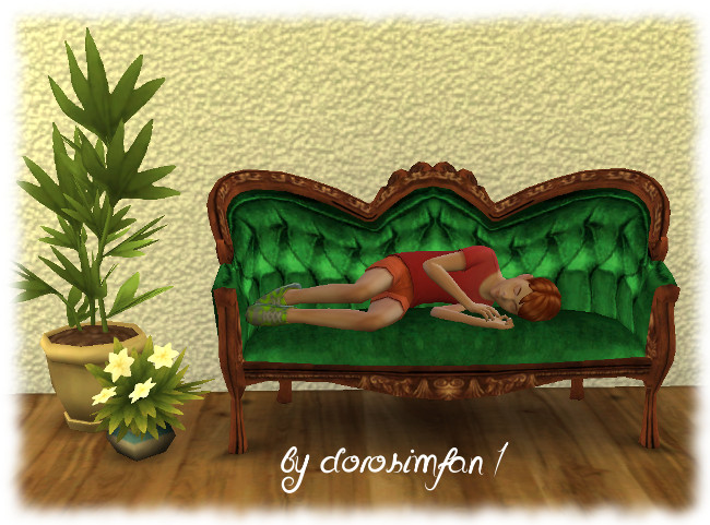 2T4 Sofa conversion by dorosimfan1 at Sims Marktplatz image 5712 Sims 4 Updates
