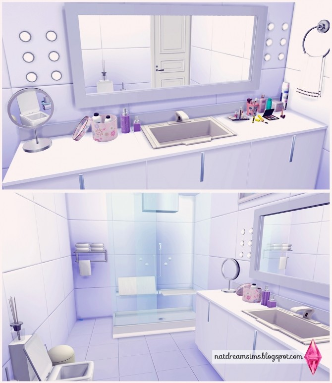 Moderninha house at Nat Dream Sims image 5714 670x773 Sims 4 Updates