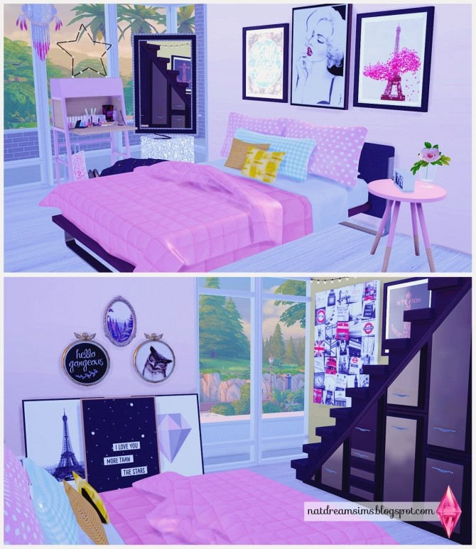 Moderninha house at Nat Dream Sims image 5916 670x773 Sims 4 Updates