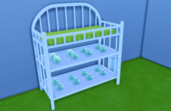 Sanitation Station Baby Changing Table at Plumbpool image 626 670x437 Sims 4 Updates