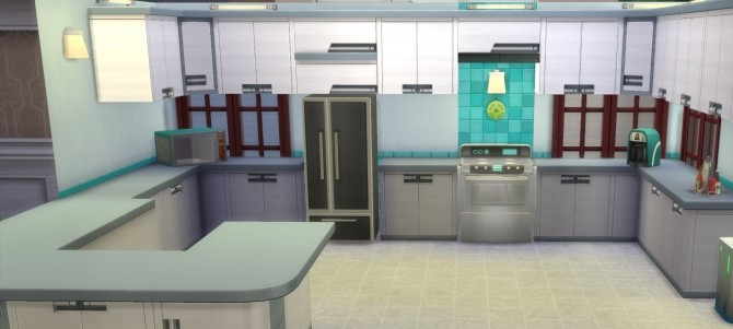 Alertz Smoke Alarm 14 Colours by wendy35pearly at TSR image 641 670x301 Sims 4 Updates