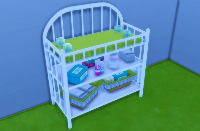 Sanitation Station Baby Changing Table at Plumbpool image 654 670x439 Sims 4 Updates