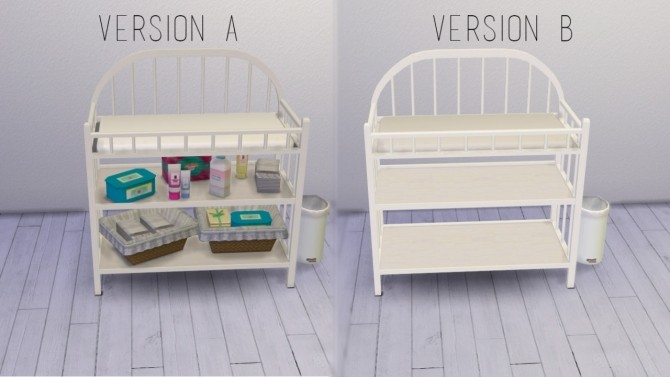 Sanitation Station Baby Changing Table at Plumbpool image 665 670x377 Sims 4 Updates