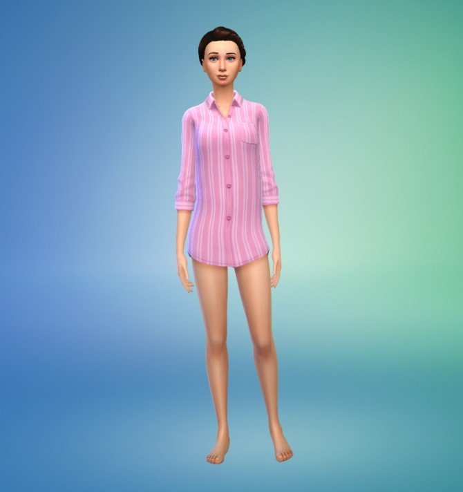 Sims 4 Katherine Watters by frannytasch at Mod The Sims
