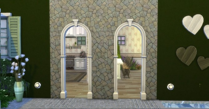 Praire Post and Arch with Keystone by AdonisPluto at Mod The Sims image 7012 670x350 Sims 4 Updates