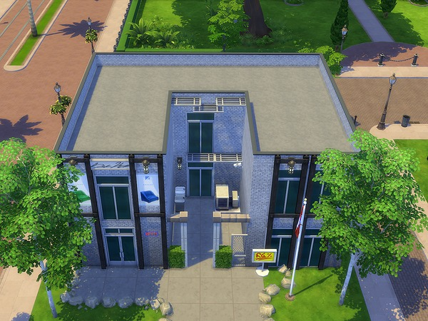 Furniture Outlet Store by Ineliz at TSR image 7212 Sims 4 Updates