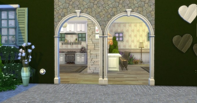 Praire Post and Arch with Keystone by AdonisPluto at Mod The Sims image 7213 670x350 Sims 4 Updates
