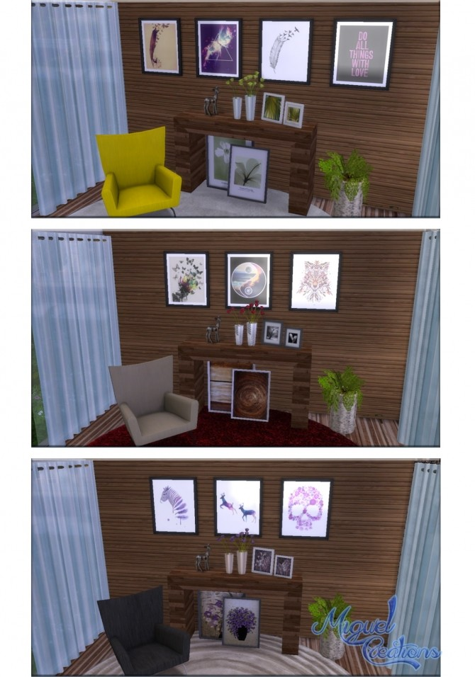 Collection of pictures 2 at Victor Miguel image 723 670x956 Sims 4 Updates