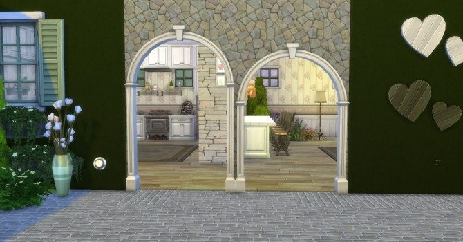 Praire Post and Arch with Keystone by AdonisPluto at Mod The Sims image 7312 670x350 Sims 4 Updates