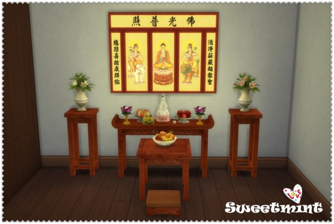 The life in Shikumen lanes Part 8 at Sweetmint Sims4 image 7322 670x449 Sims 4 Updates