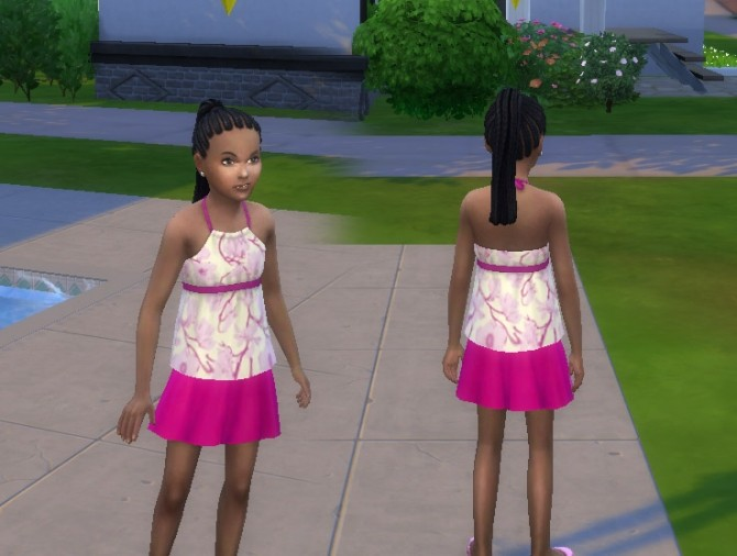 Pleated Top at My Stuff image 734 670x506 Sims 4 Updates