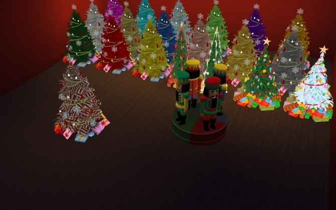 The Sims Christmas Holiday Pack By G1g2 At Mod The Sims