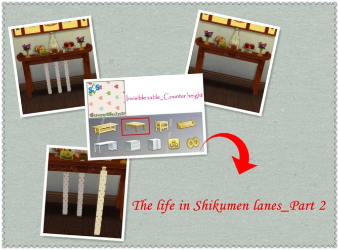 The life in Shikumen lanes Part 8 at Sweetmint Sims4 image 7621 670x495 Sims 4 Updates