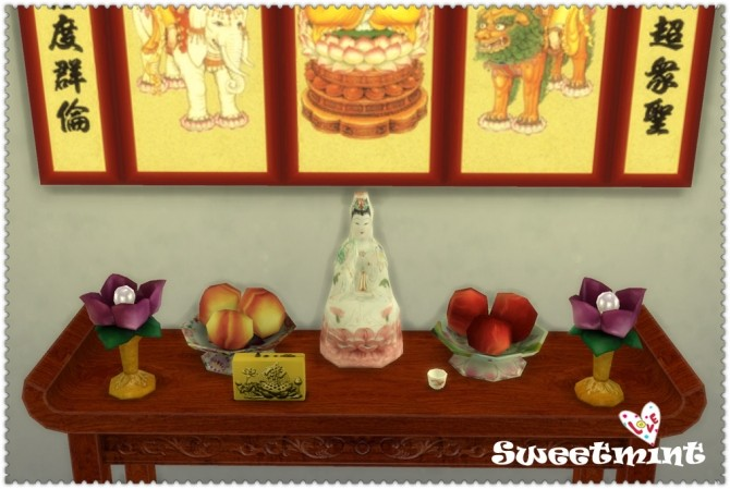 The life in Shikumen lanes Part 8 at Sweetmint Sims4 image 7722 670x449 Sims 4 Updates