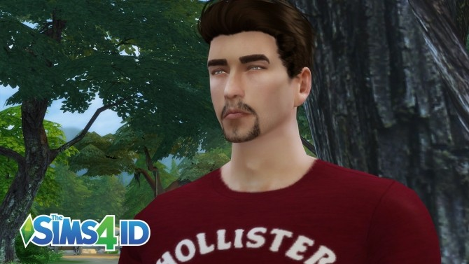 Goatee beard (Soft) at The Sims 4 ID image 7914 670x377 Sims 4 Updates
