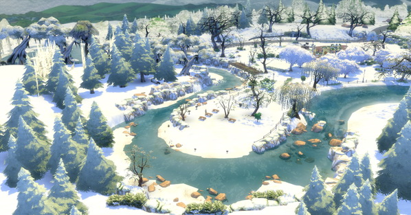 first snow mod by simcookie sims 4 updates