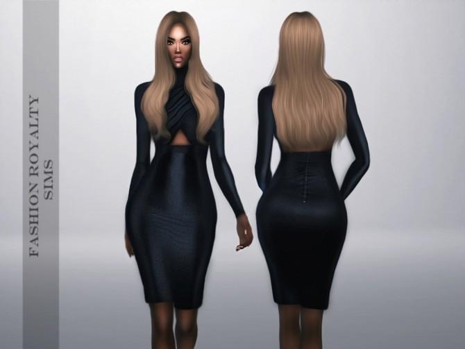 Fall 2014 Farah Dress short version at Fashion Royalty Sims image 842 670x503 Sims 4 Updates