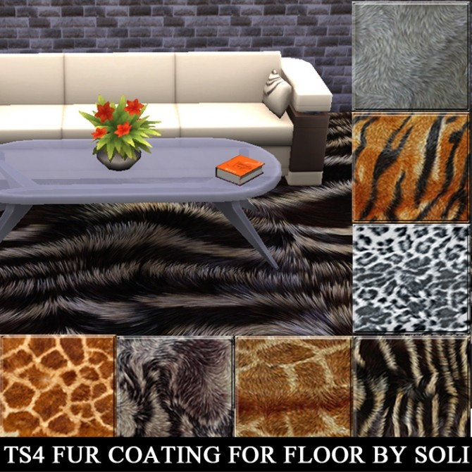 Fur coating for floor at Soli Sims 4 image 854 670x670 Sims 4 Updates