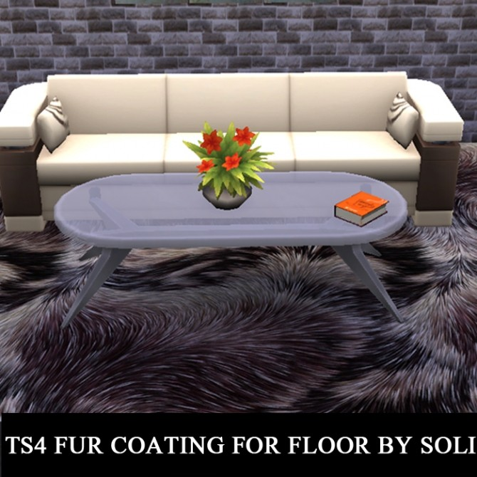 Fur coating for floor at Soli Sims 4 image 864 670x670 Sims 4 Updates