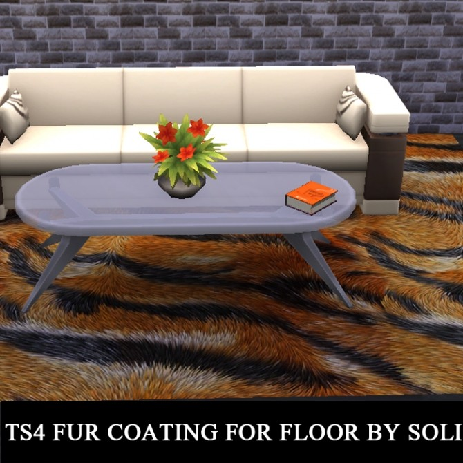 Fur coating for floor at Soli Sims 4 image 875 670x670 Sims 4 Updates