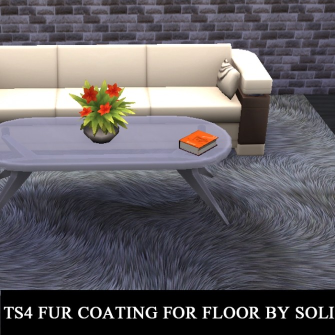 Fur coating for floor at Soli Sims 4 image 885 670x670 Sims 4 Updates