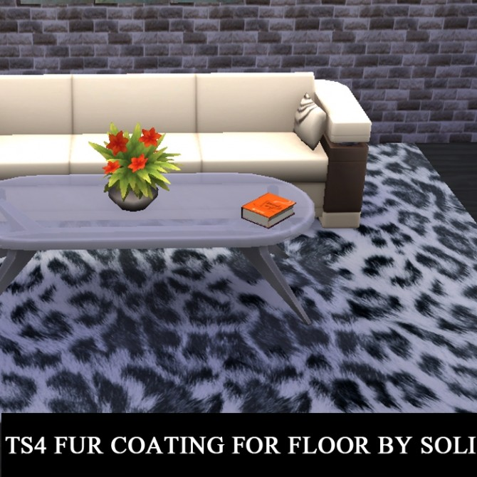 Fur coating for floor at Soli Sims 4 image 895 670x670 Sims 4 Updates