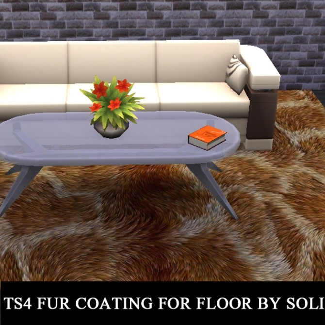 Fur coating for floor at Soli Sims 4 image 905 670x670 Sims 4 Updates
