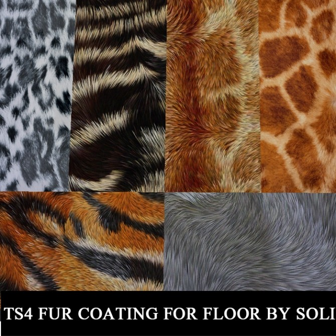 Fur coating for floor at Soli Sims 4 image 9110 670x670 Sims 4 Updates