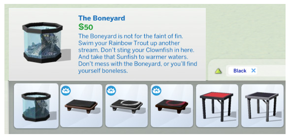 Sims 4 Unlocked Trick and Fixed Treat Objects by Menaceman44 at Mod The Sims
