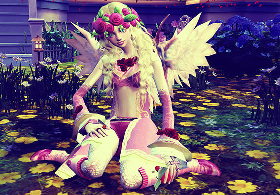 Versailles Chic Teru tops at Studio K Creation image 9130 Sims 4 Updates